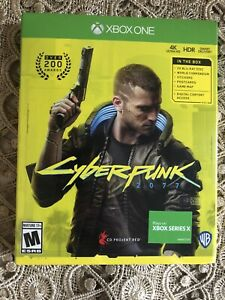 Cyberpunk 2077 ( Xbox One ) / Play on xbox series x /  Brand New Factory Sealed