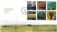 8 FEBRUARY 2005 SOUTH WEST ENGLAND ROYAL MAIL FIRST DAY COVER BUREAU SHS (a)