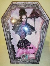 Monster High Draculaura Adult Collector Limited Edition BNIB. SIMPLY DIVINE SET!