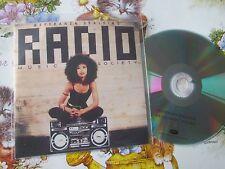 Esperanza Spalding Radio Music Society Label: Decca Records UK Promo CD Album
