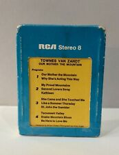 Townes Van Zandt Our Mother The Mountain 8 Track Poppy 1001