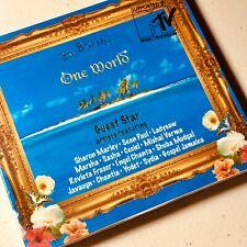 St. Barths One World CD HDCD Sean Paul Sharon Marley Ladysaw Marsha Sasha Yodet