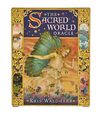 The Sacred World Oracle Deck/Cards - Divination, Meditation, Spellcraft, Magick