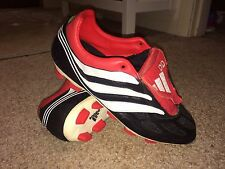 ADIDAS Predator Precision FG Damien DUFF match worn player issue Scarpe da calcio