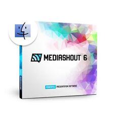 MediaShout 6 for Mac Worship Presentation Software - Media Shout Mac