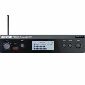 Shure P3T-G20 Wireless Transmitter for PSM300 Stereo Personal Monitor System