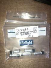 Dialight 507-3914-1472-600f Pk Of 5 Greenincandescent Lamp *New In Bag*