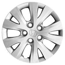 "15"" 2012 Honda Civic Hubcap Hub Cap Wheel Cover Silver 55091"