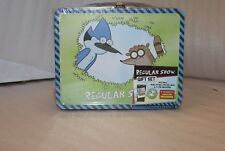 Regular Show Tin Tote Gift Set Entertainment Earth Convention Exclusive