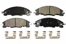 Disc Ceramic Brake Pad Set Front fits 2008 2009 2010 2011 Ford Focus