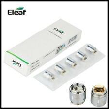 Genuine Eleaf Pack of 5 Coils Replacement HW2 /0.3 ohm Heads Ello iKonn UK Stock