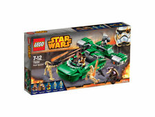 Star Wars Green LEGO Complete Sets & Packs