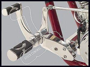 "BIG DOG MOTORCYCLES OEM 2.5"" EXTENDED FORWARD CONTROL KIT ALL 2004-2011 MODELS"