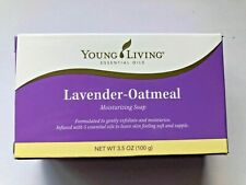 Young Living Essential Oils Lavender Oatmeal Bar Soap 3.5oz- Sealed & Free Ship!
