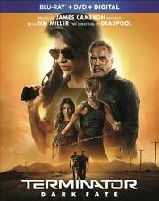 Terminator: Dark Fate [New Blu-ray] With Dvd, 2 Pack