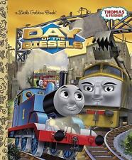 Day of the Diesels (Thomas & Friends) (Little Golden Book), Awdry, Rev. W., Good