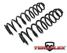 "TeraFlex 4"" Front Coil Springs Pair for 07-18 Jeep Wrangler JK 4 Door 1853402"
