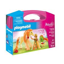 Playmobil 5656 Princess Fantasy Horse Carry Case Playset, Age 4+
