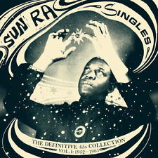 Sun Ra : Singles - Volume 1 CD (2016) ***NEW***