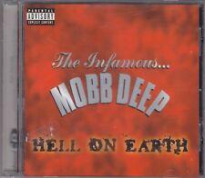 MOBB DEEP - hell on earth CD mispress