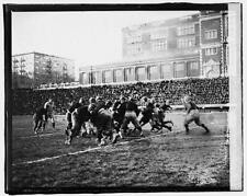 "8"" x 10"" Photo Central Tech Game, 1919"