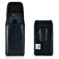iPhone 8 Plus iPhone 7 Plus Holster Clip Metal Case Leather Vertical Turtleback
