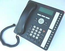 AVAYA 1416D Digital Deskphone in black 12 months wty, GST tax invoice