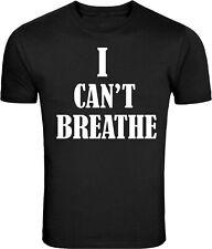 I CANT BREATHE , black Lives matter support tshirt