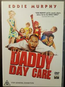DADDY DAY CARE  DVD R4  - Eddie Murphy   VGC