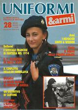 P754-UNIFORMI & ARMI N28-L'ELMETTO INGLESE-L'UFFICIALE FRANCESE DI FANTERIA 1914