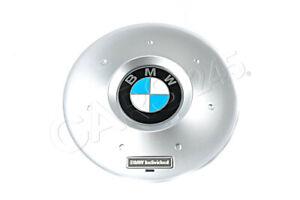 "Genuine Silver Wheel Center Hub Cap V-Spoke 301 20"" BMW 5 7 F01 F02 F04 2008-"