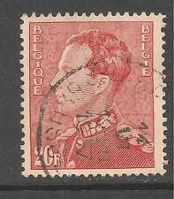 Belgium #308 (A84) VF USED - 1951 20fr King Leopold III