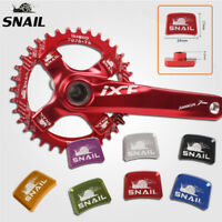SNAIL Bike Chainring Botls Single Speed 24mm*17mm CNC Chainwheel Crankset Screws