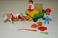 Playmobil 3713 Pony ranch Farm Granja Kids Niños