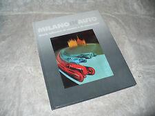 MILANO IN AUTO STORIE MILANESI DI UOMINI E DI AUTOMOBILI MICHELE MARCHIANO' 1990
