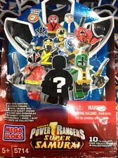 Mega Bloks Power Rangers Super Samurai Single Blind Mystery Figure Pack S2 5714