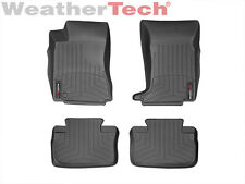 WeatherTech FloorLiner for Cadillac CTS (AWD) / CTS-V - 2008-2009 - Black