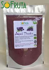 ACAI powder 16oz (453g) Wild Harvested Superfruit Kosher Omega3 SoFruta