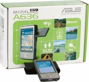 ASUS MyPal A636N Pocket PC PDA WM6