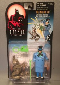 1997 -Kenner🦇THE NEW BATMAN ADVENTURES 🎩 THE MAD HATTER 🎩 ⭐️MOC⭐️