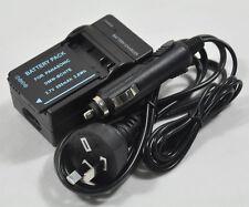 Battery+Charger DMW-BCH7 BCH7E BCH7GK DMC-FP1 FP2 FP3 FP3R FT10 FT10K TS10 TS10S