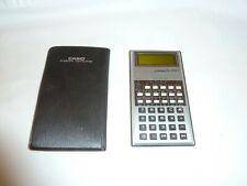 Casio fx-2500 vintage scientific calculator