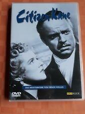 Citizen Kane von Orson Welles DVDKunstoffhülle