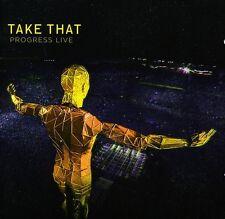 Take That - Progress Live [New CD] UK - Import