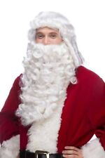 AC21 Santa Dress Up Kit Costume Beard Hat Wig Glasses Specs Xmas Christmas