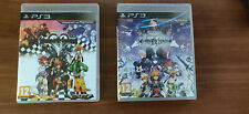 Jeu PS3 Kingdom Hearts 1.5 + 2.5 HD Remix - Complet - FR - Excellent État