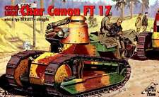 RENAULT FT 17 CANON W/BERLIET TURRET (FRENCH POLISH FINNISH & US MKGS) 1/72 RPM