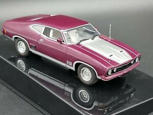 Biante 1975 Ford XB Falcon 351 Coupe Mulberry Met 1:43 Scale Diecast Model Car