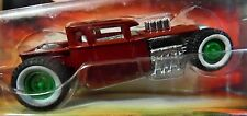 HOT WHEELS BONE SHAKER FLAT CUSTOM CLASSICS ALLEY RATS HOT ROD COLLECTIBLE CAR