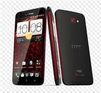 HTC Droid DNA-6435LVW Black c(Verizon) Smartphone Cell Phone Unlocked(Page Plus